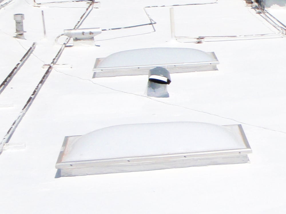 Aa Brite Painting White Cool Roof Coating Experts Repair
